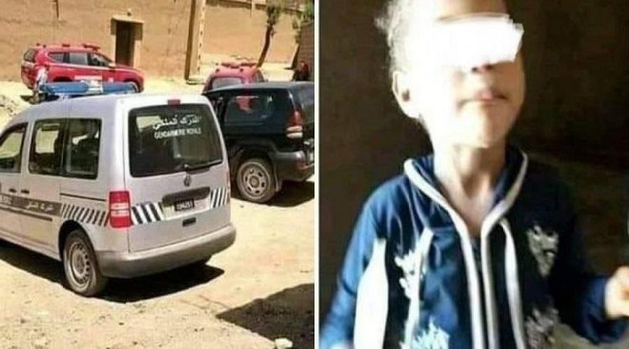 """قضية الطفلة """"نعيمة"""".. تضامن واسع مع الأسرة في انتظار فك لغز جريمة كسرت هدوء منطقة تفركالت"""