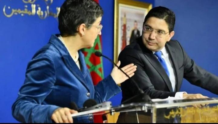 مباحثات بين بوريطة ووزيرة الخارجية الإسبانية