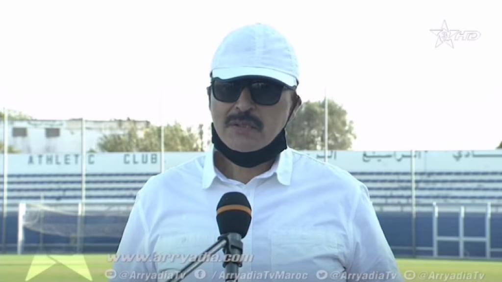 """فؤاد الصحابي: """" نقطة مهمة من مدينة الدار البيضاء""""."""