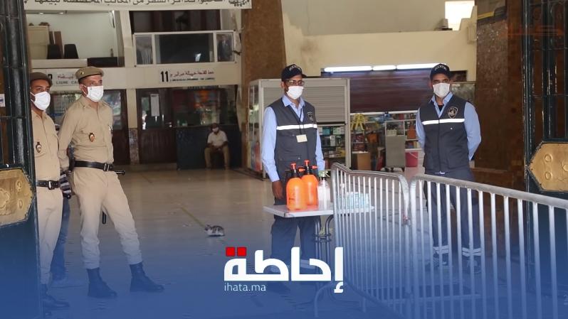 بعد أشهر من الإغلاق.. المحطة الطرقية بمراكش تستعد لاستئناف انشطتها