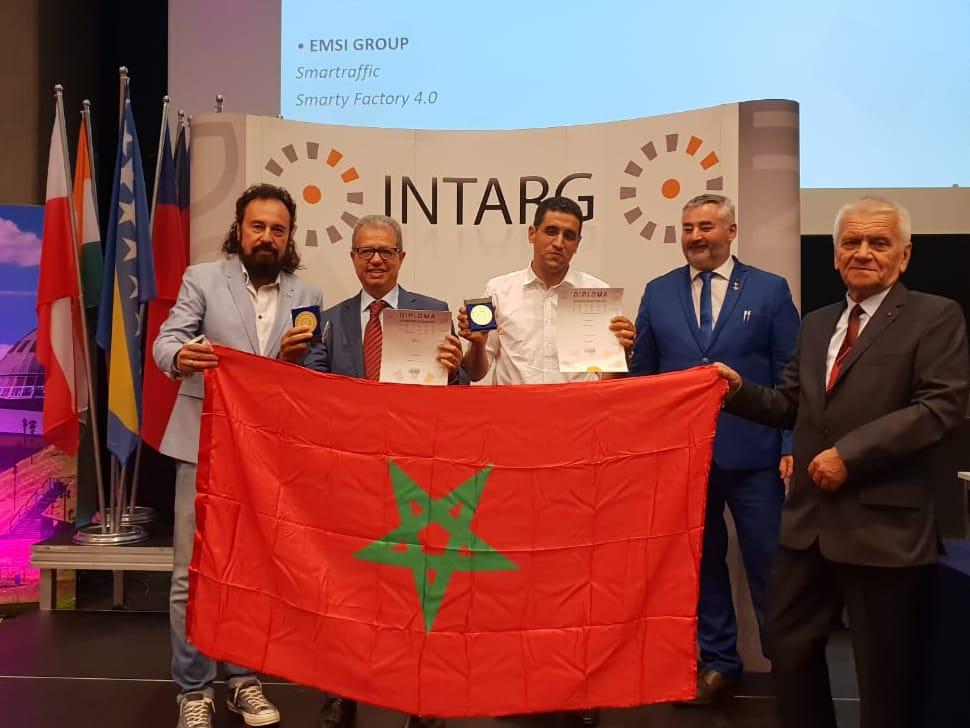 EMSI.. تفوق المغرب بإسطنبول بفوزه بأربع ميداليات في المعرض الدولي للابتكار