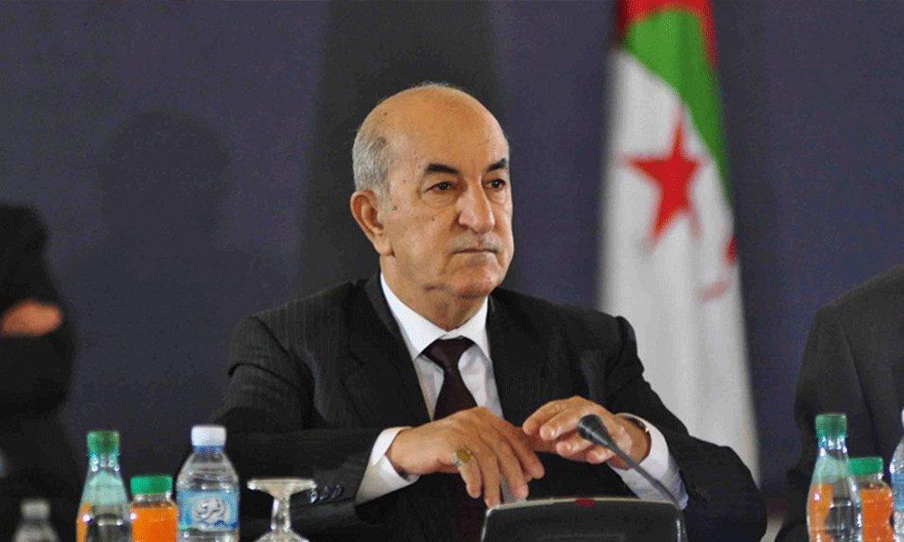"""الرئيس تبون في حجر صحي بعد ظهور أعراض """"كوفيد-19"""" على مسؤولين كبار بالجزائر"""