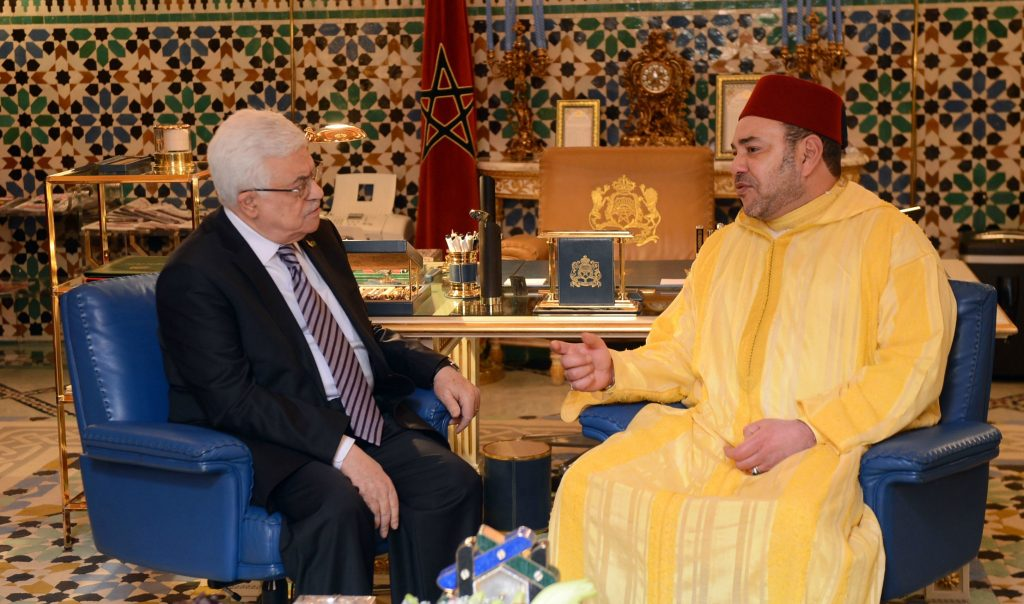 جلالة الملك يؤكد أن القضية الفلسطينية هي مفتاح الحل الدائم والشامل بمنطقة الشرق الأوسط