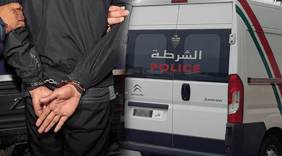 أمن مراكش يطيح بشخصين متورطين في سرقة محل لبيع الهواتف