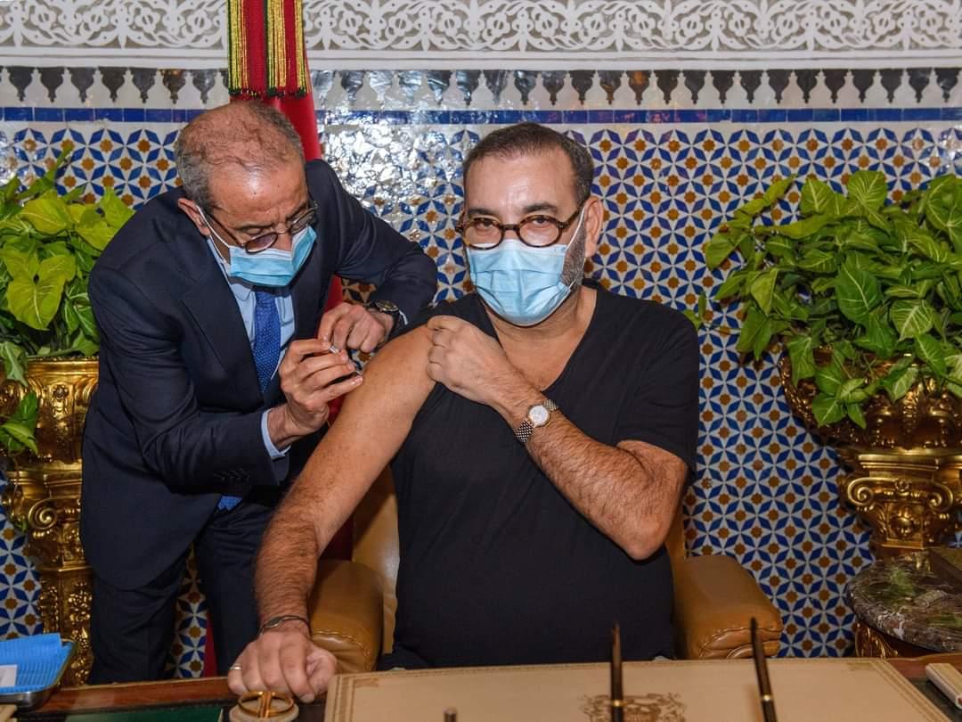 وكالة أنباء يابانية تشيد بالتدبير النموذجي للمغرب لعملية التلقيح ضد وباء كوفيد-19