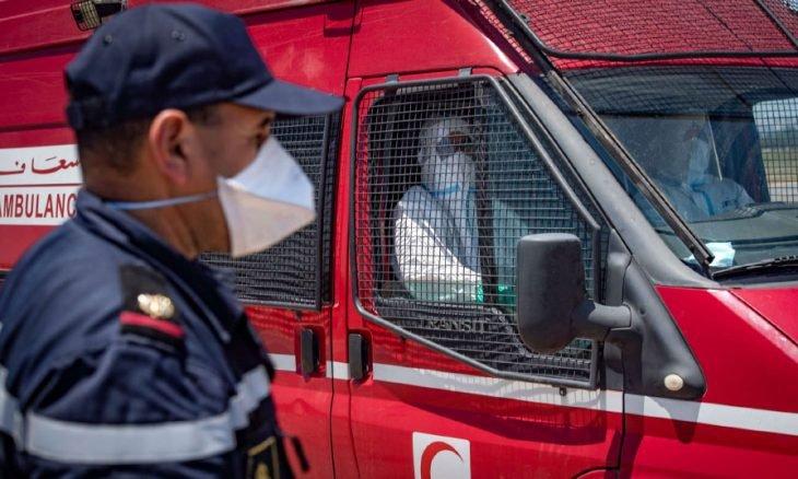 عدد حالات الإصابة بفيروس كورونا بالمغرب