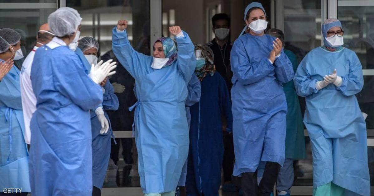 عدد حالات الشفاء من فيروس كورونا بالمملكة