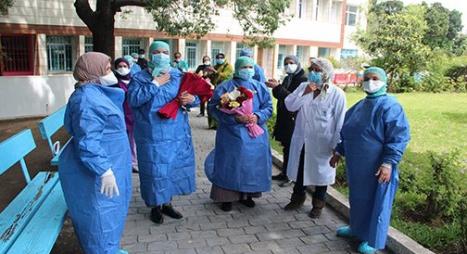 عدد حالات الشفاء من فيروس كورونا في المملكة