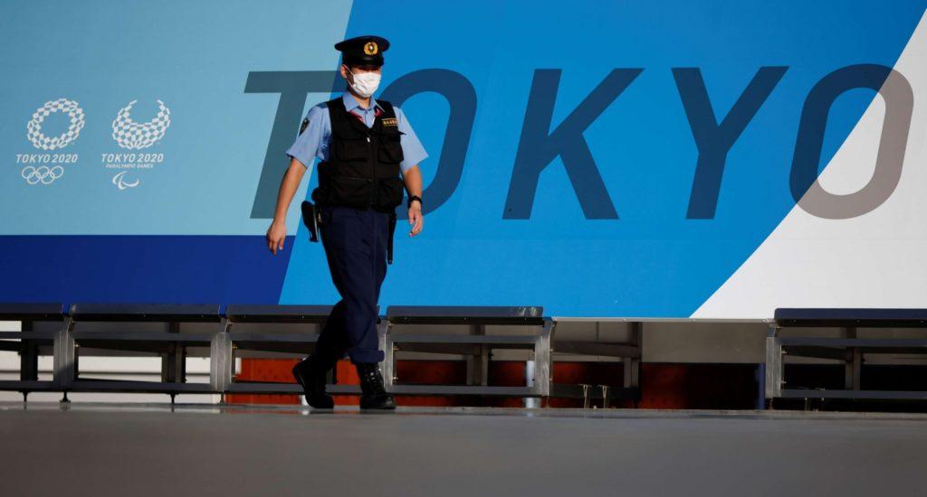 اعتقال رياضي أولمبي أوغندي في اليابان