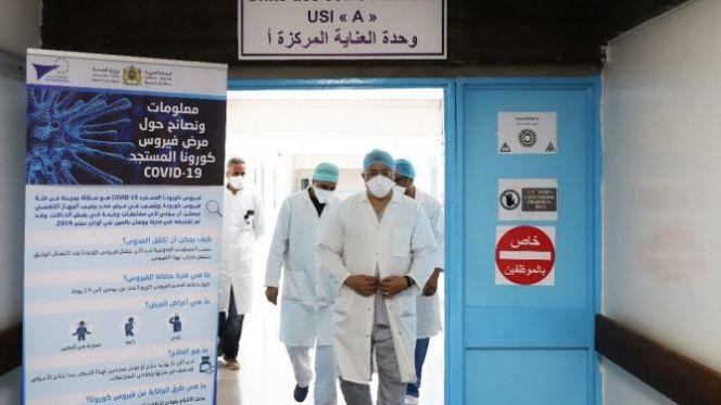 أول أيام عيد الأضحى.. تسجيل حصيلة مرتفعة في عدد حالات الإصابة بفيروس كورونا بالمغرب